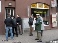 قتل یک ترکتبار در کافه اینترنتی در شهر کاسل در سال ۲۰۰۸