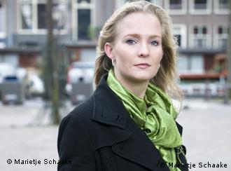 ماریچه شاکه، نماینده هلند در پارلمان اروپا