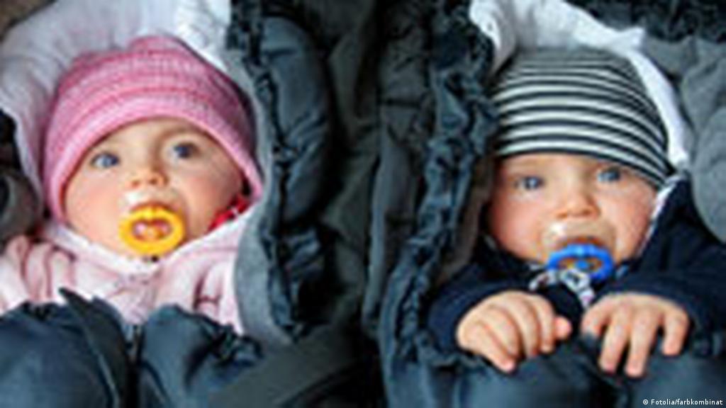 haben alle babys blaue augen