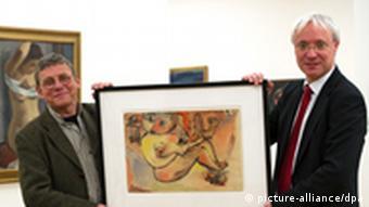 Kraszewski Museum Gisbert Porstmann und Hans-Peter Lühr
