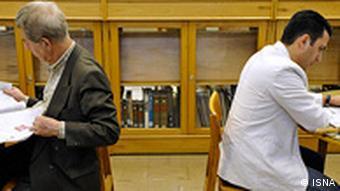 در ایران عضویت در کتابخانه هنوز به رسمی همگانی بدل نشده