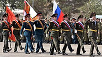 ۲۰ سال پس از استقلال تاجیکستان، روسیه هنوز بزرگترین پایگاه خارجی خود را در دوشنبه حفظ کرده است