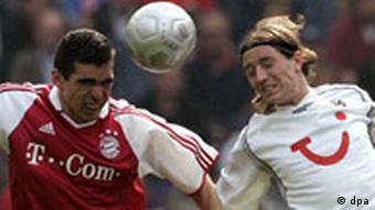 Bundesliga Hannover 96 - FC Bayern München