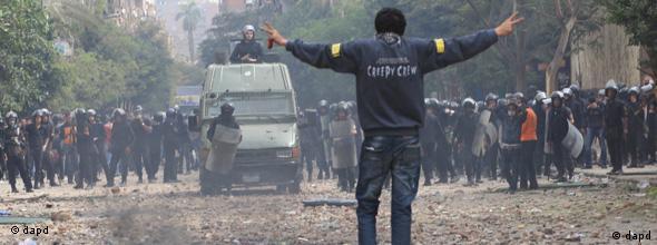 Kairo Demonstration