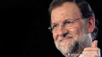 Prognose: Konservative erringen absolute Mehrheit in Spanien