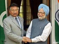 صدر مشرف سن دو ہزار پانچ میں ایک روزہ سیریز کا فائنل میچ دیکھنے بھارت گئے تھے