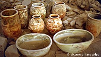 Aρχαιολογικά ευρήματα στο Ακρωτήρι