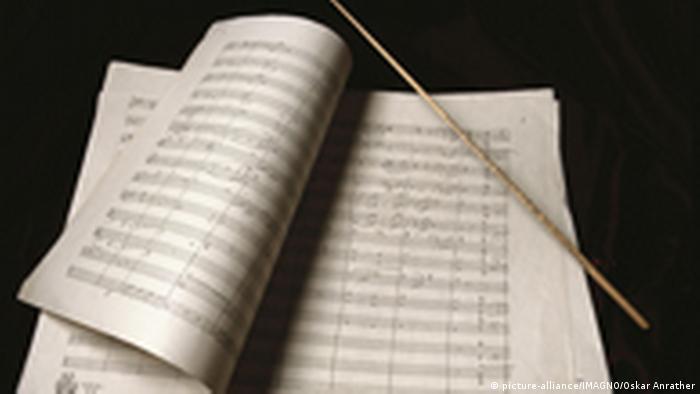 Minueto compuesto por Mozart siendo niño, con observaciones por escrito de su padre.