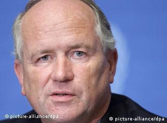 Ο Χάινερ Φλάσμπεκ διετέλεσε υφυπουργός Οικονομικών της Γερμανίας