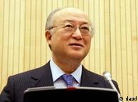 یوکیا آمانو، سرپرست آژانس اتمی در وین