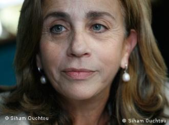 ماغي كاكون المرشحة اليهودية في انتخابات البرلمان المغربي