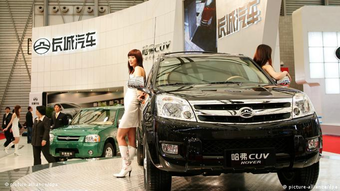 Autotypen China - SUV von Great Wall Motors