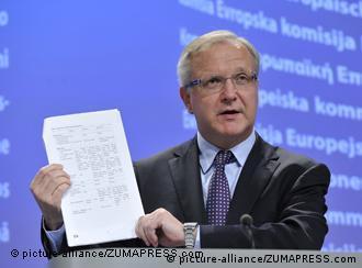 Olli Rehn, kom. walutowy UE: mamy 10 dni na ratunek euro