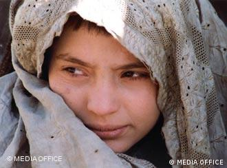 Filmszene OSAMA Afghanistan