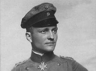 Manfred von Richthofen 1917