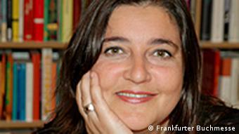 Marifé Boix García, vice presidenta de la Feria del Libro de Fráncfort.