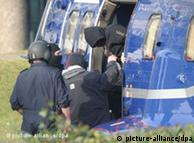 پلیس ویژه آلمان یک فرد مظنون دیگر را بازداشت کرد