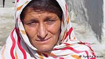 Pakistan Jannat Bibi