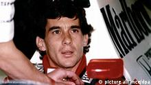 Flash-Galerie Formel 1 Legenden Ayrton Senna