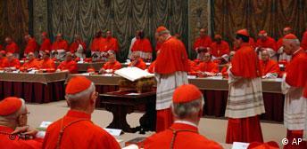 Konklave hat begonnen Papstwahl