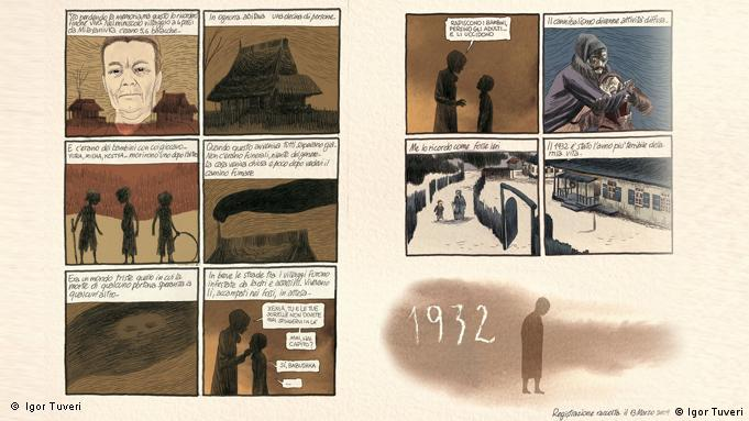 З коміксу Українські зошити