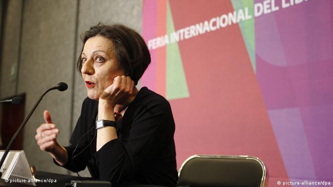 Die aus Rumänien stammende Schriftstellerin Herta Müller (Foto: epa)