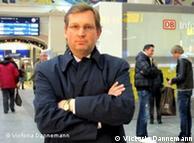 El abogado Winfried Hempel, ex colono de Dignidad, está en Alemania preparando la demanda a favor de las víctimas.