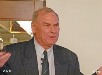 El profesor Jan Veizer, de la Universidad de Ottawa
