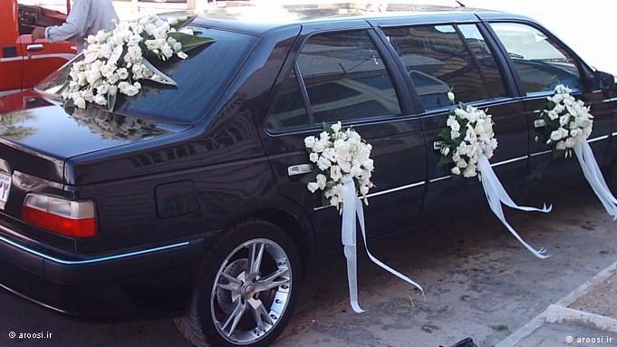 Flash-Galerie Iran Hochzeitsauto