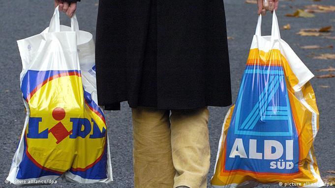 U njemačkim supermarketima se vrećice plaćaju