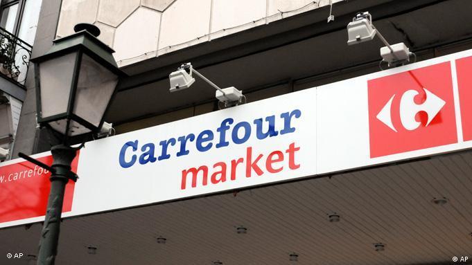 Flash-Galerie Indien Entscheidung für ausländische Supermarktketten