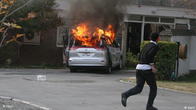 Erstürmung der britischen Botschaft in Teheran