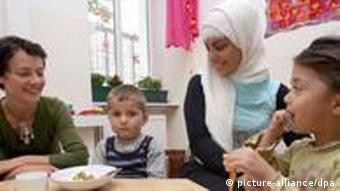 Erzieherinnen in Kindertagesstätten mit Migrationshintergrund