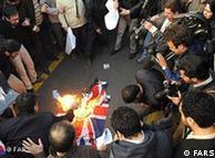 حمله به سفارت بریتانیا در دسامبر ۲۰۱۱ در تهران