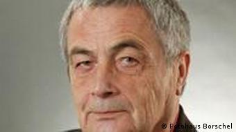 Elmar Brähler, Professor für Medizinische Psychologie und Medizinische Soziologie an der Universität Leipzig (Foto:Universität Leipzig/Fotohaus Borschel, Leipzig)