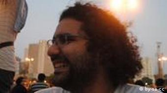 علا عبدالفتاح، بلاگر زندانی مصری