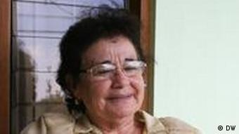 Kaffeebäuerin Marta Rodríguez Camacho