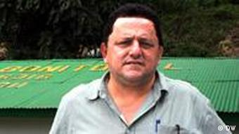 Kaffeebauer Felix Cabezas