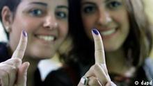 Wahlen Ägypten Kairo