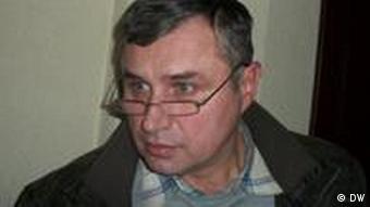Правозащитник Павел Левинов