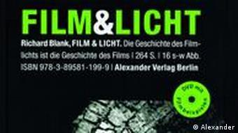 Buchcover Film & Licht (Foto Alexander Verlag)