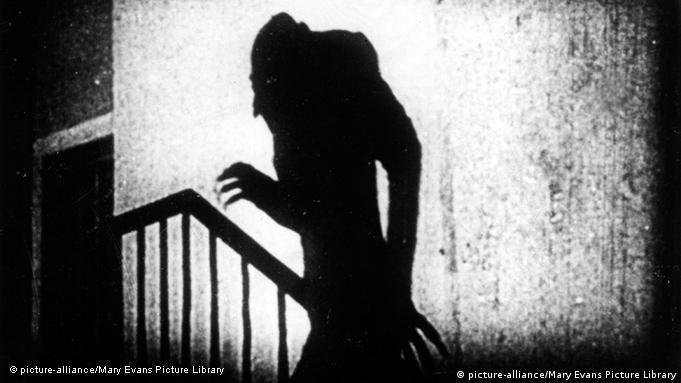 Filmstill aus F.W. Murnaus Nosferatu (Foto: Mary Evans Picture Library)