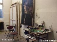 Ateliê em Berlim: cidade é predileta entre artistas