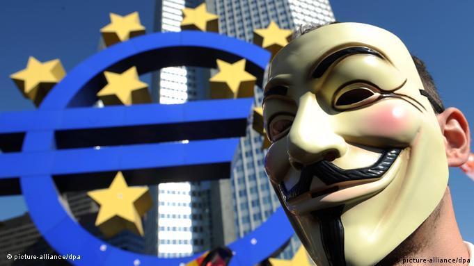 Flash-Galerie Bildergalerie Das bewegte die Welt im Jahr 2011 Jahresrückblick national 2011 Macht der Finanzmärkte