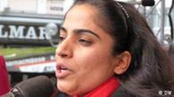 ملالی جویا از حکومت آلمان انتقاد کرد