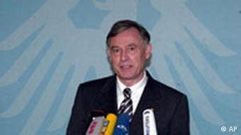 Horst Köhler zur Papstwahl