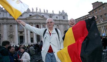 Papstwahl - Panorama 08