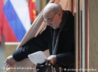 На одном из избирательных участков в Москве