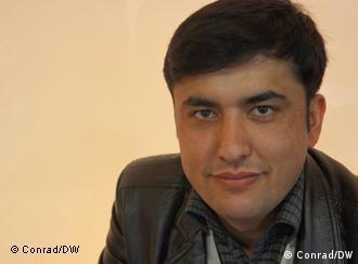 Activist Said Mahmood Pahiz