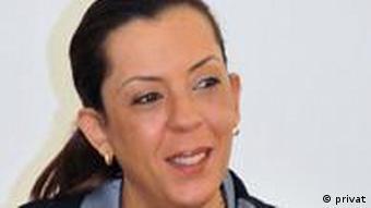 Fatiha El Ayadi Parlamentsmitglied Marokko